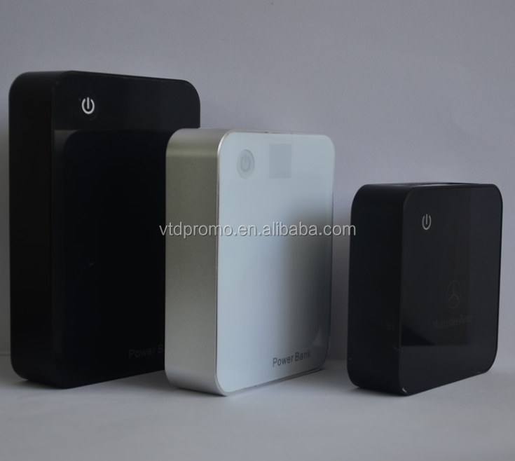 Factory sale square power bank 2200mah, cube power bank, square phone charger 2200mah