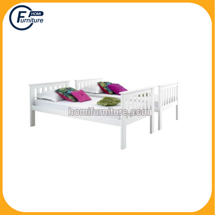 Flat Pack Popular Wooden Bunk Bed Kids