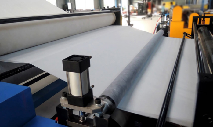 Experienced manufacturer toilet paper production line From China supplier