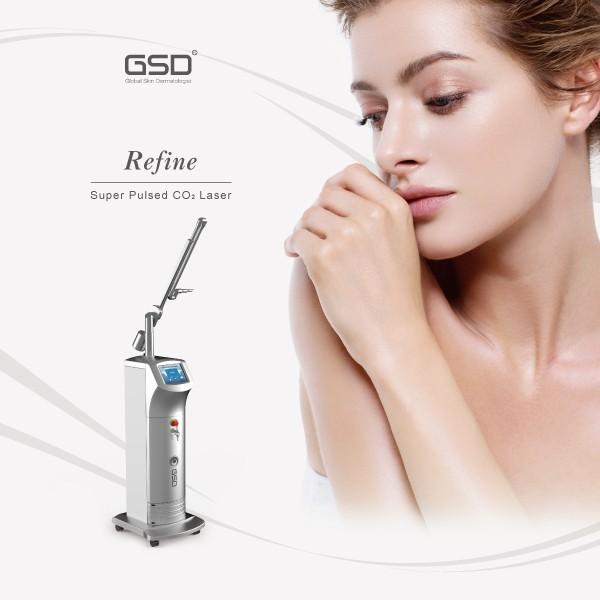 2017 new technology beauty machine cool lifting co2 laser
