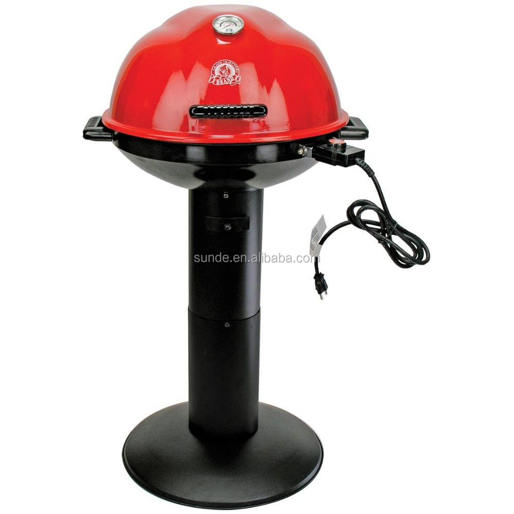CSA & CE approved electric grill with very good quality and reasonal price