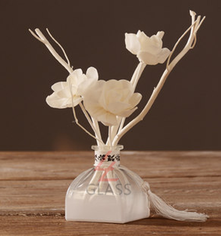 shanghai linlang Glittering Reed Diffuser 230ml 194g Clear Glass Bottle