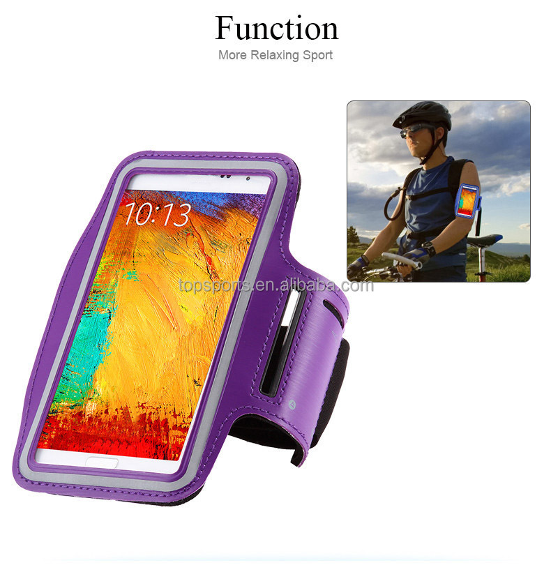 2015 Solf Belt running armband sport case for iphone 5 5s , Phone Bags & Cases waterproof Pouch Holder arm band for iPhone5s 5c