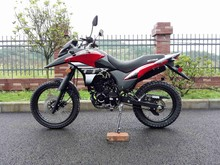 NEW RED XRE 200cc 250cc motorcycles,Chonqing Fuego Power motorcycles.