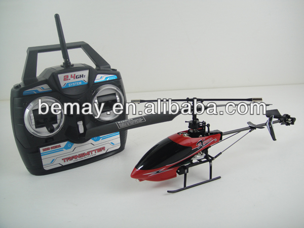 4.5 channel remote control rc helicopter with gyro