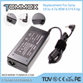 19.5V 3.34A 65W 6.5*4.4 L tip notebook adapter VGP-AC19V44 for Sony VGN-BZ21XN, VGN-BZ11XN, VGN-BZ11EN, VGN-BZ21VN, VGN-BZ12EN