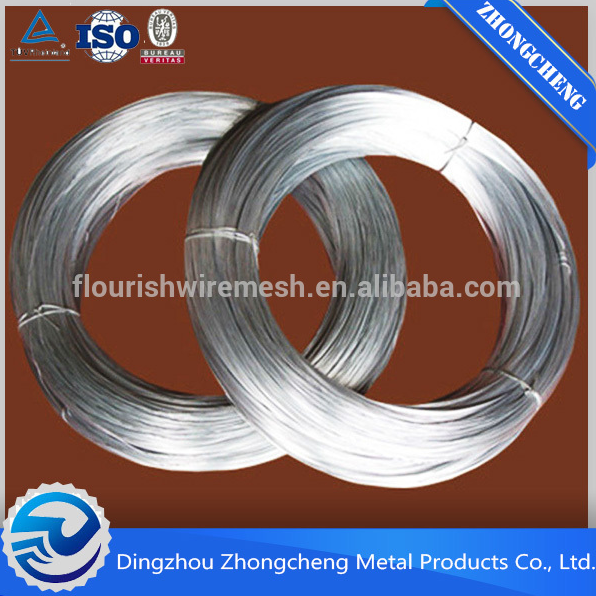 galvanized iron wire/galvanized iron wire alibaba china/barbed fence iron wire mesh fence galvanized wire