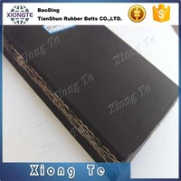China factory rubber track belt