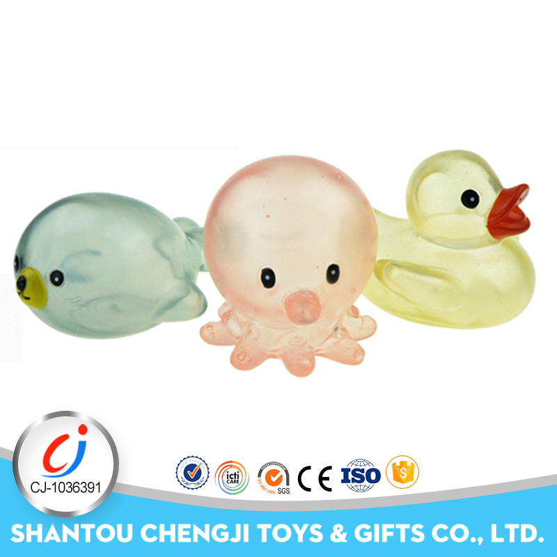 Baby bath toys cheap mini plastic ducks
