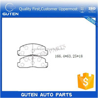 Chinese factory hi-q brake pad genuine auto parts spare front disc brake pad GDB3027 GDB7048 GDB7061 GDB7561 GDB7592