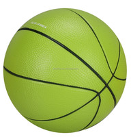 Hight quality PU material and promotional toy style soft foam basketball