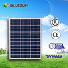Bluesun solar powered bag use polycrystalline 12v 20w solar panel