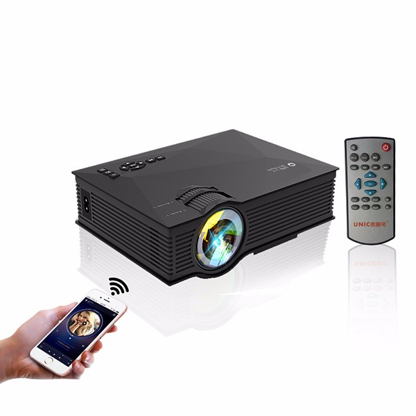 Alibaba Express Home Theater Full HD 1080P HDMI Video Outdoor Data Show Projector for Christmas Party