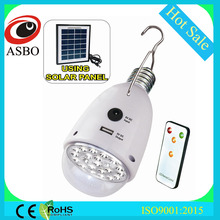multi function portable solar emergency bulb for Burkina Faso