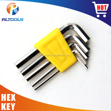 Multi-function Exquisite adjustable bent handle hex key socket wrench
