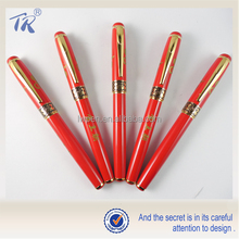Bulk Buy Form China Promotional Best Wishes Red Gel Ink Pens