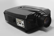 High lumens LED projector with WIFI for home cinema