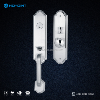 High grade Lever lock set stainles steel mortise lock in concise design