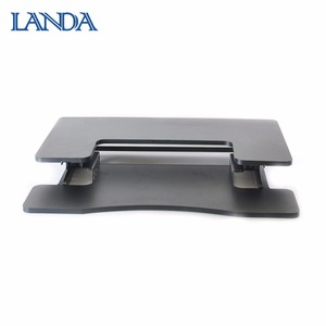 Office furniture stand up adjustable height desk with certification