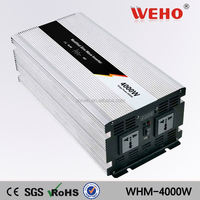High frequency ac 4000w dc 48v ac 110v inverters converters