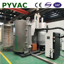 Continuous PVD Vacuum Color Coating Line For Stainless Steel