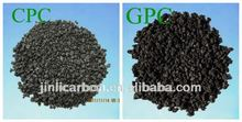 low sulfur CPC/Calcined Petroleum Coke for foundry