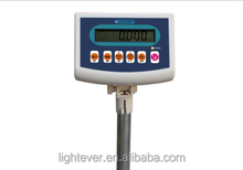 Abs plastic digital weighing scale indicator