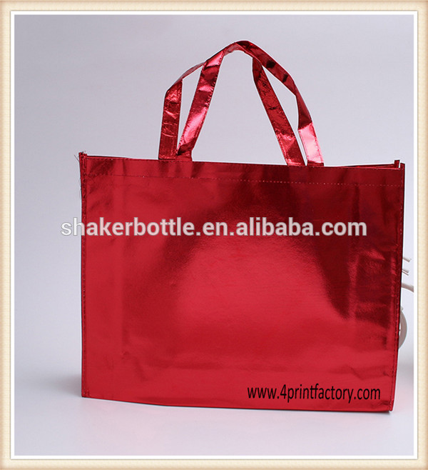 Hot Selling OEM Shopping Bag/Gift Bag /Non Woven Bag With Customized Logo Printing For Advertising