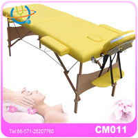 Solid wooden message table & cheap massage beds