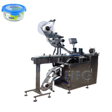 packaging and labeling machine square bottles automatic labeling machine price for boxes