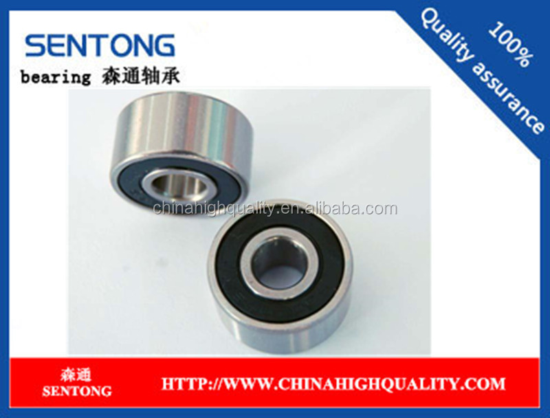 China High precision Double--row deep groove ball bearings 44908-2RS/P6 bearings for engineering machine
