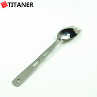 Safe Outdoor Kitchen Ti Metal Kings Cutlery Baby Spoon