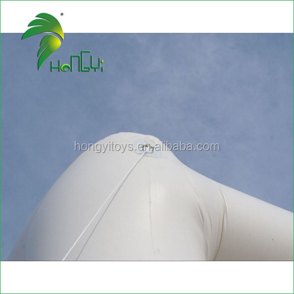 Exquisite Workmanship Fashion Style Inflatable White Wedding Tents for Sale