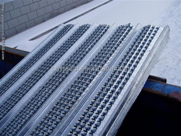 2015 hot sale hot dip galvanized hi rib <strong>mesh</strong> used for construction