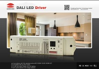 DIP Constant Current DALI LED Driver 50W