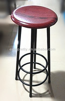 wooden step stool chair,library stool,lab stool chair