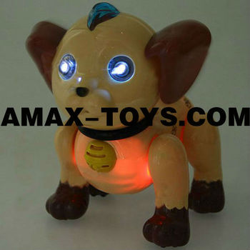 rm-0692069 radio control dog Intelligent Smart Dog Infrared Remote Control Series for Children
