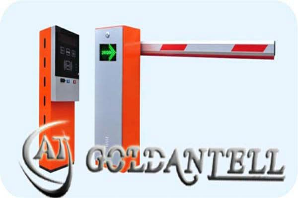 No-touch IC/ ID/ bar code/ RFID/ charge automatic parking barrier gate GAT-P115