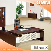 office table for workers , l shape office table