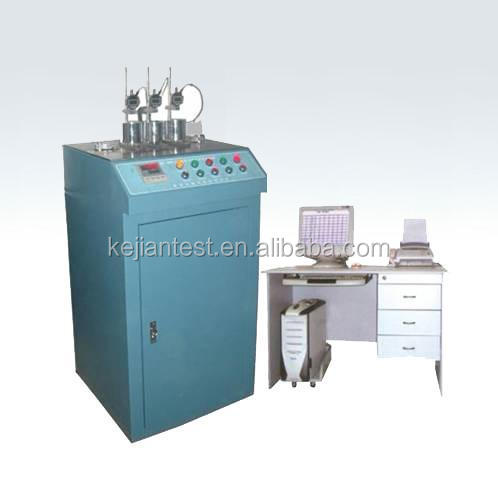 KJ-3060 Distortion Vicat Softening Point Temperature Testing Equipment