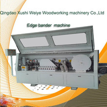through feed edge banding machine/electric automatic edge bander/cost-effective automatic straight line edge bander