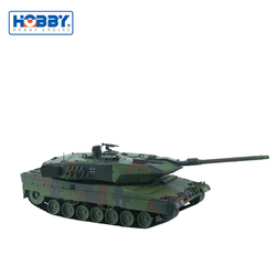 Full Function 1:16 Leopard 2A6 German RC Tank 2.4GHz Military Tank With Bullet Shooting