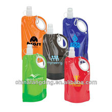 plastic sports joyshaker water bottle bpa free with handle