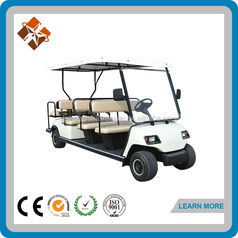 AC motor 4 wheel drive electric vintage golf carts