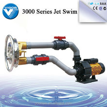 jet swim / Counter current training device/swimming equipment