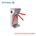 Electronic access control tripod turnstile price