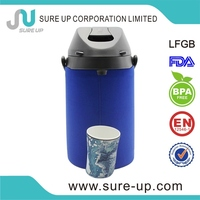 Unbreakable cstainless steel vacuum air pot for Panama market