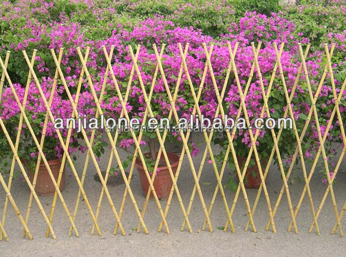 cheap natural bamboo fencing roll