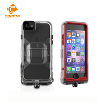 10M Waterproof Shockproof Case For iPhone 7 6 6s Plus Cover IP68 Full ArmBand Outdoor Shell Underwater Diving Housing