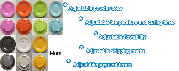 MMC(melamine molding compound) For Tableware Button & Electric Appliance